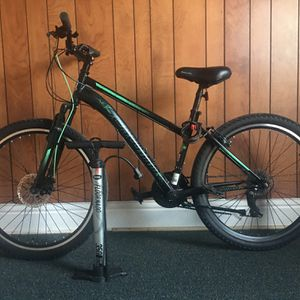 Bicycle With High Pressure Pump for Sale in Buffalo, NY