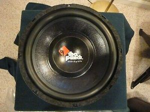 ROCKFORD FOSGATE PUNCH AUDIOPHILE 12 SUBWOOFER OBO for Sale in Oklahoma City, OK