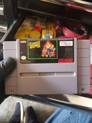 3 super nintendo games for Sale in Wenatchee, WA