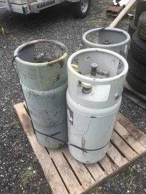 Tall forklift tanks. for Sale in Sanford, FL