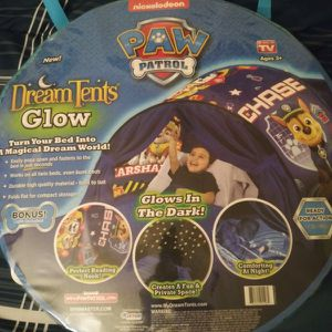 Paw Patrol Dream Tents Glow for Sale in Whittier, CA