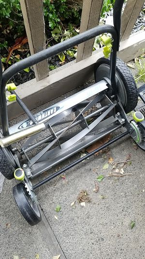 Push lawn mower for Sale in Merced, CA