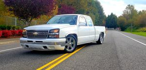 2006 Chevrolet silverado extended cab 70k miles for Sale in Marysville, WA