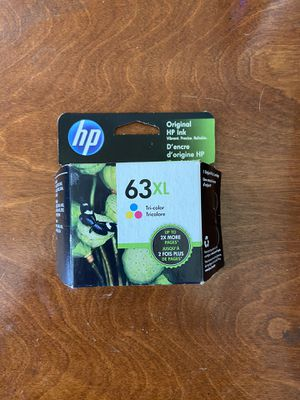 63 XL ink cartridge for Sale in West Covina, CA