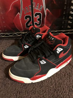 Nike Air Flight 89 size 11 bred for Sale in Stockton, CA