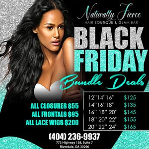 Black Friday Sale available now for Sale in Riverdale, GA