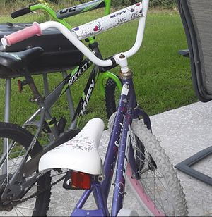 I have a girls bike never been used for Sale in Kissimmee, FL