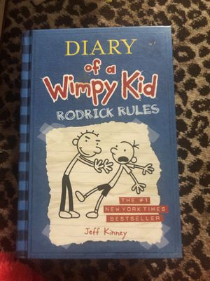 Books —-Diary of a wimpy kid ( hard cover) for Sale in Tampa, FL
