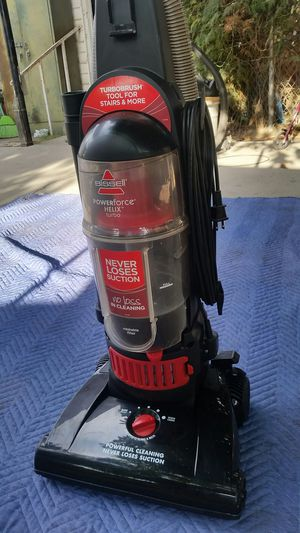 BISSELL POWER FORCE HELIX TURBO VACUUM CLEANER for Sale in Arcadia, CA