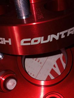 Four Brand New Rough Country 5×5 Spacers for Sale in Puyallup,  WA
