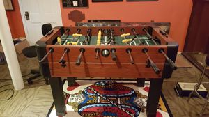 Fooseball/ air hockey table. Sportcraft! Like new. Kids don't play anymore. for Sale in Parma Heights, OH