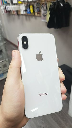 IPhone X 256gb unlocked for Sale in Dallas, TX