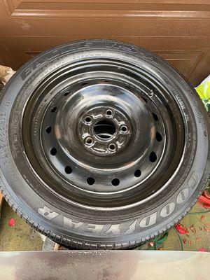 Honda Civic rims and tires for Sale in Chula Vista, CA