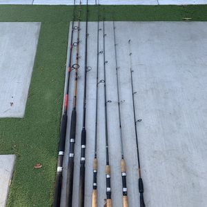 Fishing Rod Set for Sale in Pasadena, CA