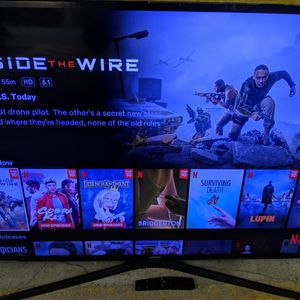 Smart Samsung TV 50 Inches with Remote for Sale in Auburndale, FL