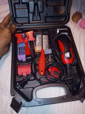 Dog trimmer set for Sale in Hillsborough, NC