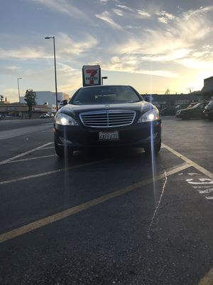 Mersede Benz S 550 for Sale in Glendale, CA