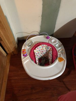 Baby table high chair seat, booster seat for infants for Sale in Affton, MO