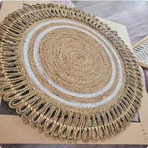 Boho woven wall decor for Sale in West Hollywood, CA