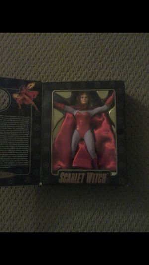 Scarlet witch figure new in box for Sale in La Habra Heights, CA