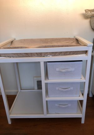 Baby Changing table for Sale in San Francisco, CA