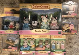 Calico Critters Lot for Sale in Rensselaer, NY
