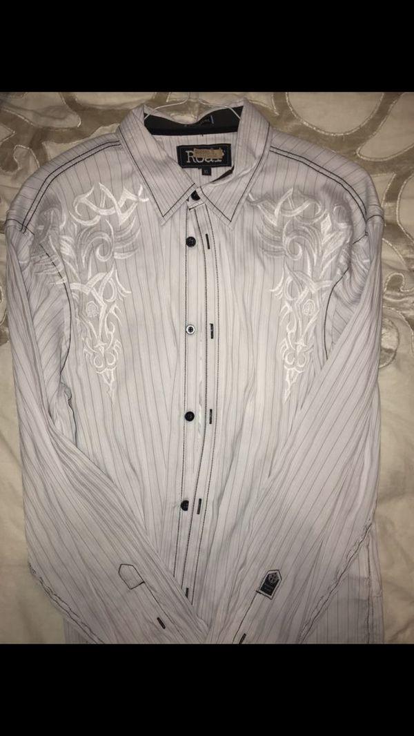 Men's Longsleeve Signature Roar Designer Shirt