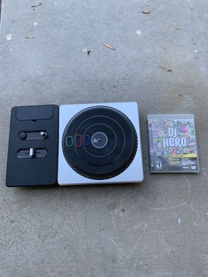 DJ Hero for Sale in Canyon Country, CA