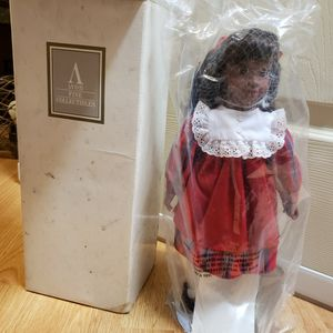 """Vintage 1995 Avon Tender Memories 14"""" First Day of School Doll for Sale in Chambersburg, PA"""