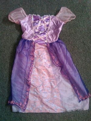 Disney Rapunzel Tangled Costume 4-6 for Sale in Cleveland, OH