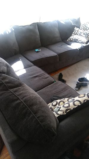 Sectional couch for Sale in Lynchburg, VA