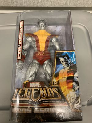 Marvel legends icons series colossus for Sale in Anaheim, CA