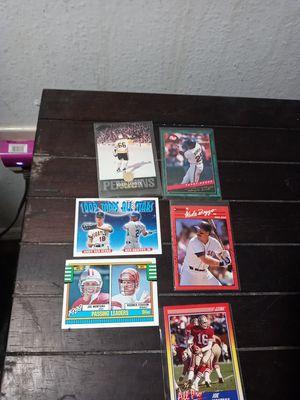 Football baseball hockey card All Stars for Sale in Azalea Park, FL