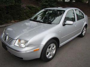 2004 Volkswagen Jetta Sedan for Sale in Shoreline, WA