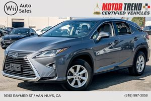 2017 Lexus RX for Sale in Los Angeles, CA