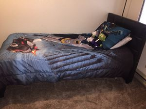 Bed frame AND mattress!! for Sale in Kent, WA