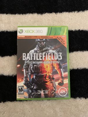 Battlefield 3 Xbox 360 games for Sale in Fairfax Station, VA