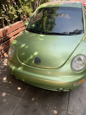2001 VW BEETLE 1.8 Turbo (PARTING OUT) for Sale in Inglewood, CA
