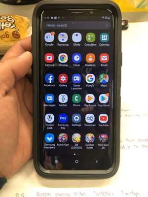Samsung Galaxy s9+ Xfinity Mobile for Sale in Breckenridge, CO