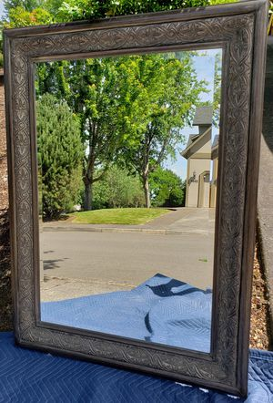 """32"""" X 45.5"""" Framed Mirror for Sale in Vancouver, WA"""