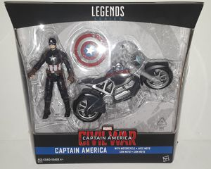 Marvel Legends Captain America Civil War 3.75 Action Figure for Sale in Kissimmee, FL