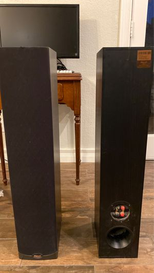 Klipsch Left and Right Side Channels for Sale in Chandler, AZ