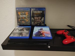 Ps4 package for Sale in Miami, FL