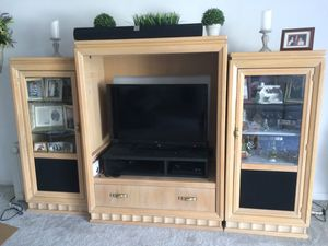Entertainment center for Sale in Bel Air, MD