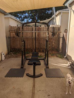 Nautilus Rack weight set for Sale in Marina del Rey, CA