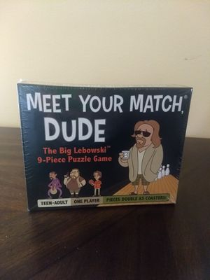 Big Lebowski Puzzle Game for Sale in Chicago, IL
