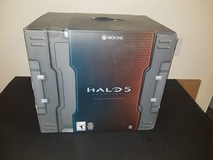 Halo 5 Collectors Edition for Sale in Houston, TX