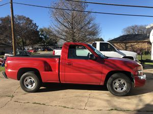 2003 gmc sierra single cab for Sale in Fort Worth, TX