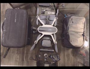 Gopro Karma Drone + Gopro Hero 5 black. for Sale in Dade City, FL