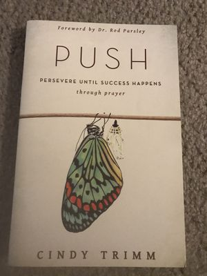 Push - Cindy Trimm for Sale in Gainesville, FL